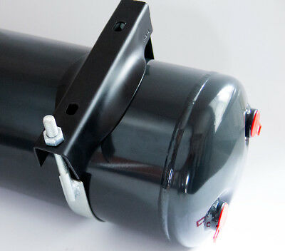 Ausdrucksvoll 2x Spannband Für Druckluftbehälter