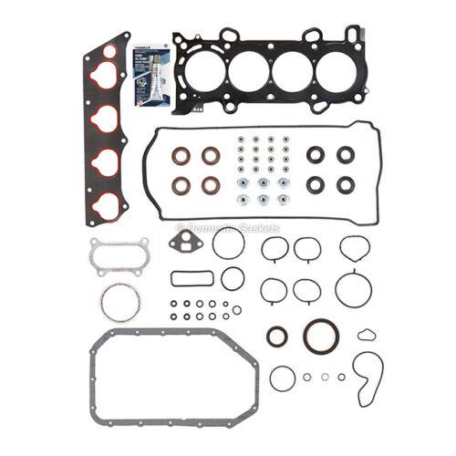 Fit 08-13 Honda Acura 2.4 DOHC MLS Full Gasket Set K24Z2 K24Z3 K24Z6 K24Z7 K24Y2