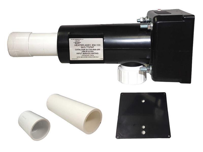 Brett Aqualine HT-1 EM-103 Spa Heater Assembly 5.5kW 240V no T-Stat 90-221003