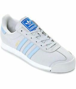 Samoa Scarpe Nuovo Bb8616 Grigio Bianco 9 Azzurro Adidas Donna C5W5B