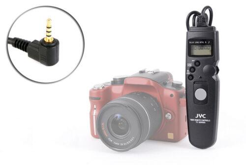 Timer Remote Controller conexión de cable compatible con Panasonic Lumix dmw-rsl1