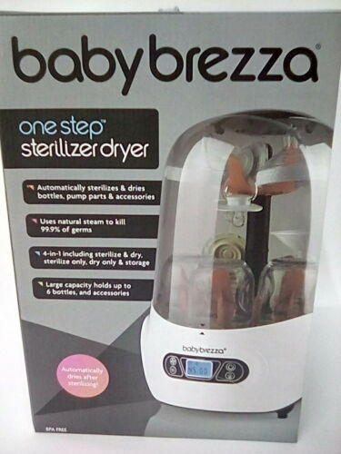 Baby Brezza Baby Bottle Sterilizer and Dryer Machine Electric Steam