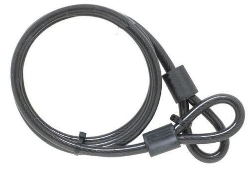 Sunlite Straight Cable Lock Sunlt Cbl 10mmx4f Only Straight Bk