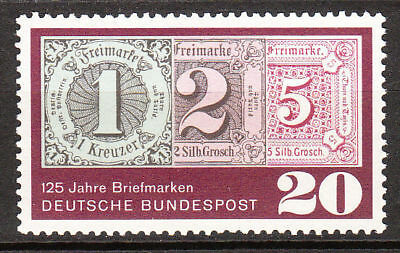 Sammlung Hier Brd 1965 Mi. Nr. 482 Postfrisch Luxus!!!