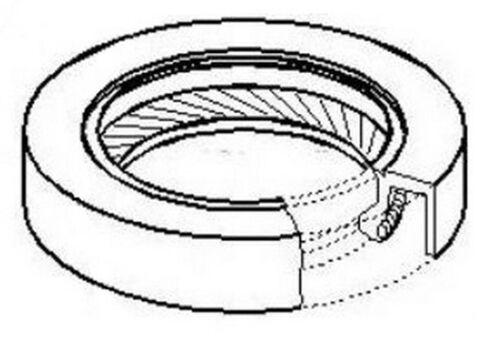 Audi 100 1977-1994 Front Crankshaft Seal Engine Replacement Spare Replace Part