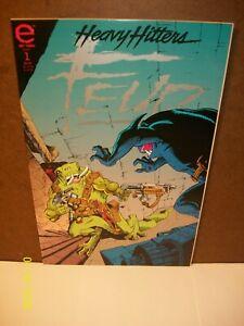 Heavy-Hitters-Feud-Epic-Comics-No-1-July-1993-NM