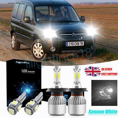 Fits Honda Civic MK8 Super White Xenon HID Upgrade Parking Beam Side Light Bulbs