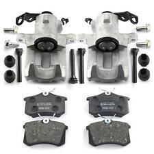 2x Bremssattel + Bremsbeläge hinten Audi A3 8L TT 8N Seat Ibiza II VW Golf IV 1J