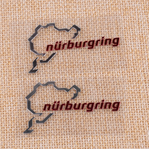 The Racing Nurburgring Car Sticker Race Motorsport Neverbeen Bike Decal