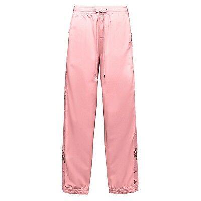 $250 Fenty Puma Da Rihanna Donna Tearaway Moda Rosa Pantaloni Tuta
