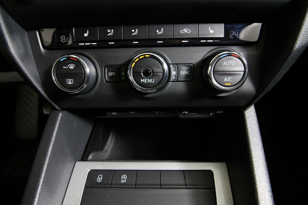 Skoda Octavia 1,6 TDi 110 Style Combi