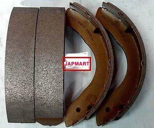 ISUZU-TLD-1976-84-FRONT-EXCHANGE-BRAKE-SHOE-SET-XE8105JMG2