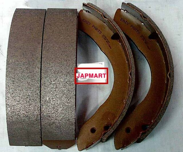 ISUZU TLD 1976-84 FRONT EXCHANGE BRAKE SHOE SET XE8105JMG2