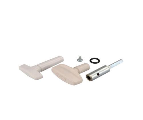 250538 Exstension Vent Ivory 98683-116 Prolunga Turbo Vent Fiamma Camper  CAS