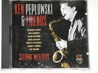 KEN PEPLOWSKI & FRIENDS -Steppin' With Peps- CD