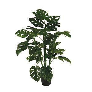 Cooper & Co. Artificial 90cm Monstera Plant - Green