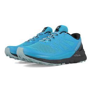 Salomon Sense Pro 2 Trail Shoes Scuba BlueBlack, Mens Salomon