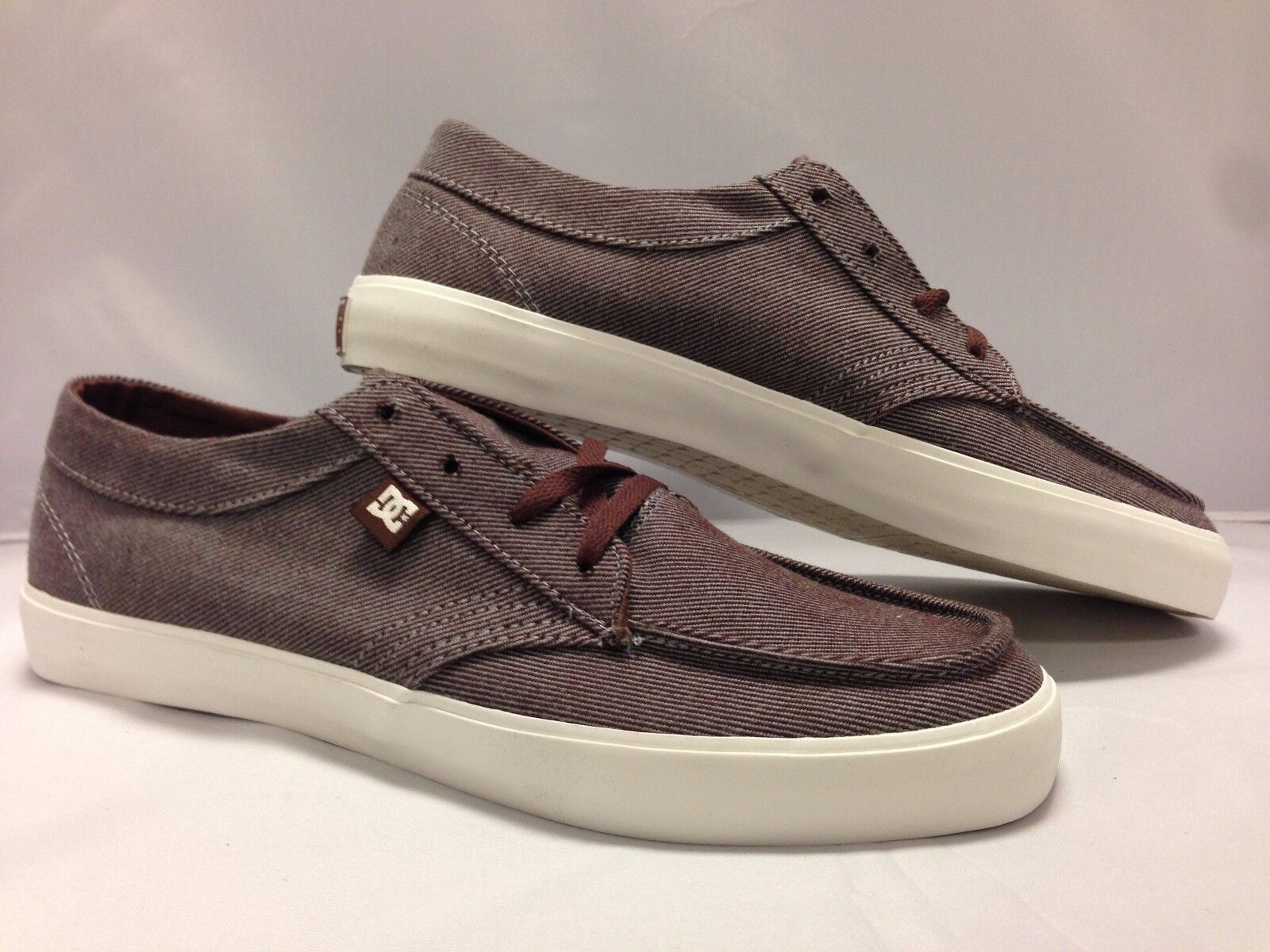 DC Men's shoes ''Standard TX'' Burgundy