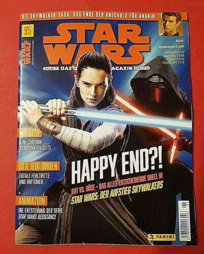 Star Wars Offizielles Magazin Nr.95 2019 Happy End ? ungelesen