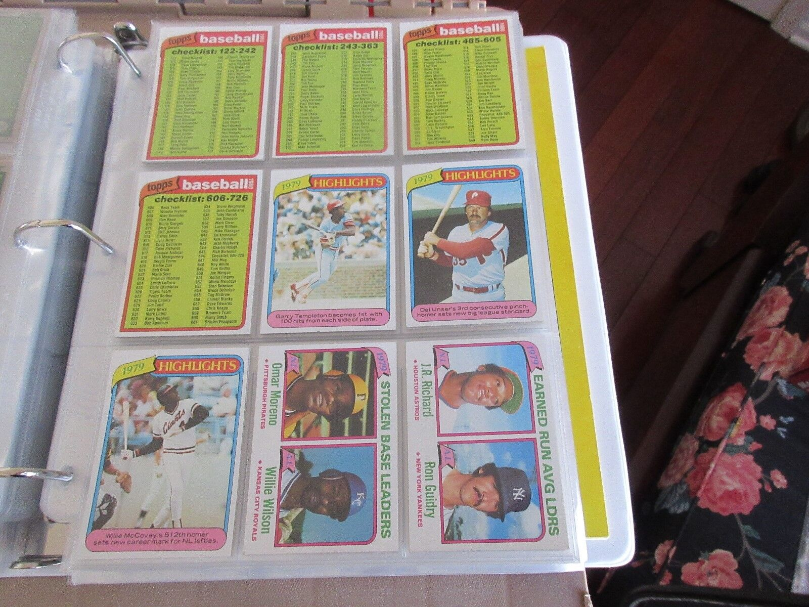 Miscellaneous Lot , Baseball Cards , 1980 , Topps , Lot