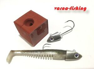Details about Amazing universal jig head mold, DIY lure jig head for soft  bait, 10 gr - 6 gr