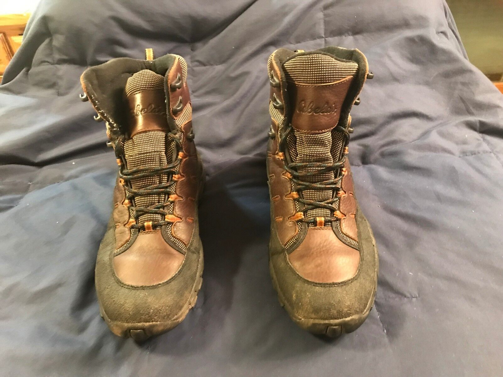 Cabelas Thinsulate Insulated  Dry-Plus Leather and Rubber 9  Boots  big discount