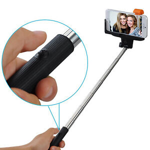Bluetooth-Stick-Selfie-Stange-Monopod-fuer-iOS-Android-Smartphone