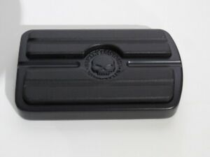 Harley-Davidson-Skull-Totenkopf-Bremspedal-Bremspedalauflage-Gross-black-50600343