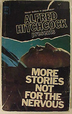 Alfred HitchcockMore Stories Not fro Nervous Vintage Paperback Book 111420