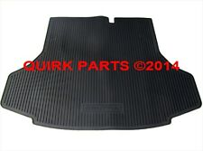 2013-2015 Nissan Sentra All Weather Rubber Trunk Cargo Liner Protect Mat OEM NEW