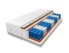 Matratze HOME MAX 24 cm 7 Zonen 140x200 Kokos Premium Taschenfederkern H3 H4