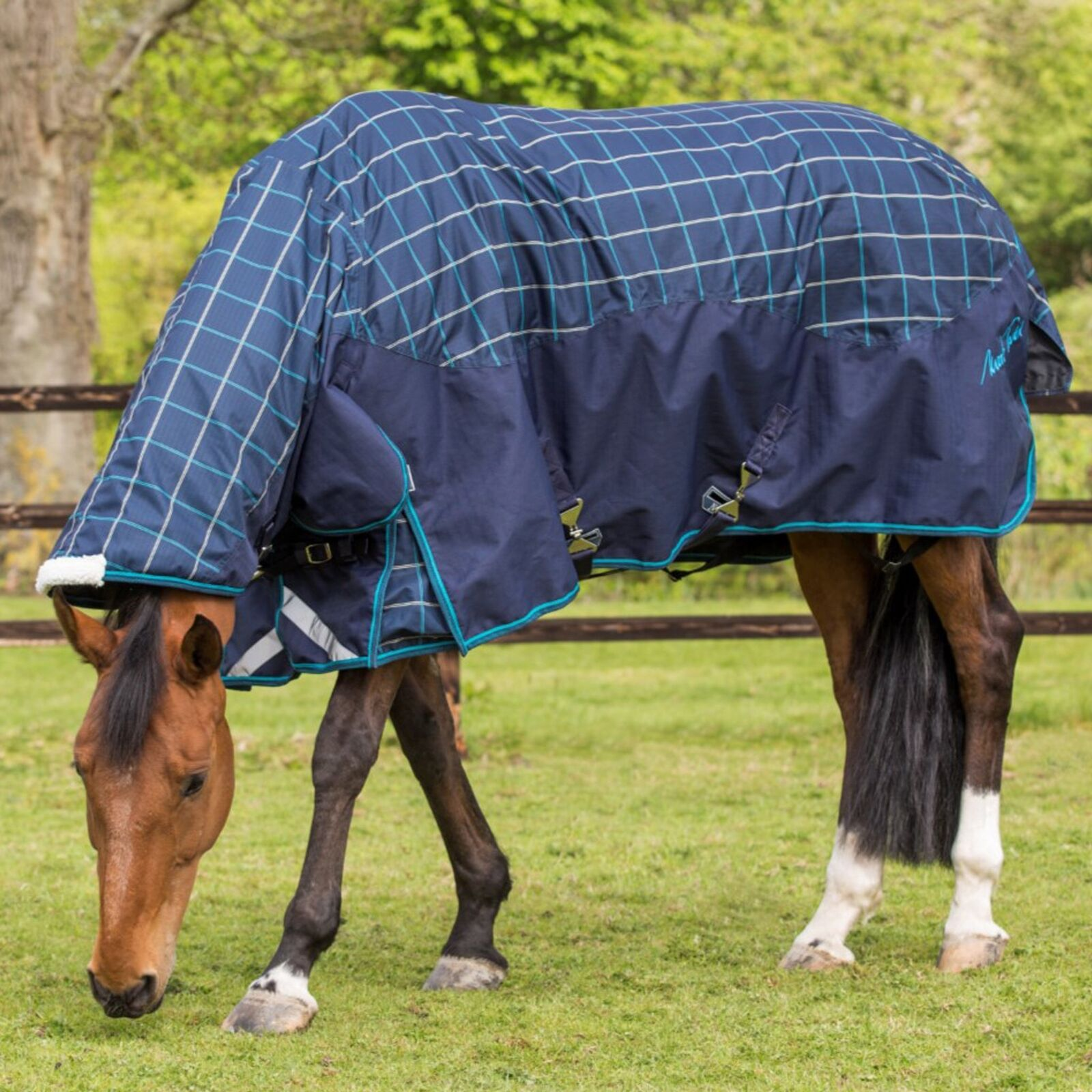 MARK TODD TURNOUT RUG HEAVY WEIGHT COMBO 350G TURN OUT
