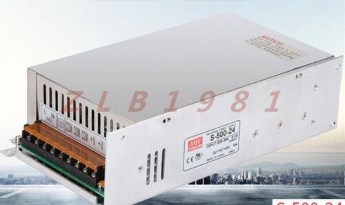 ONE NEW Mingwei MW switching S-500-24