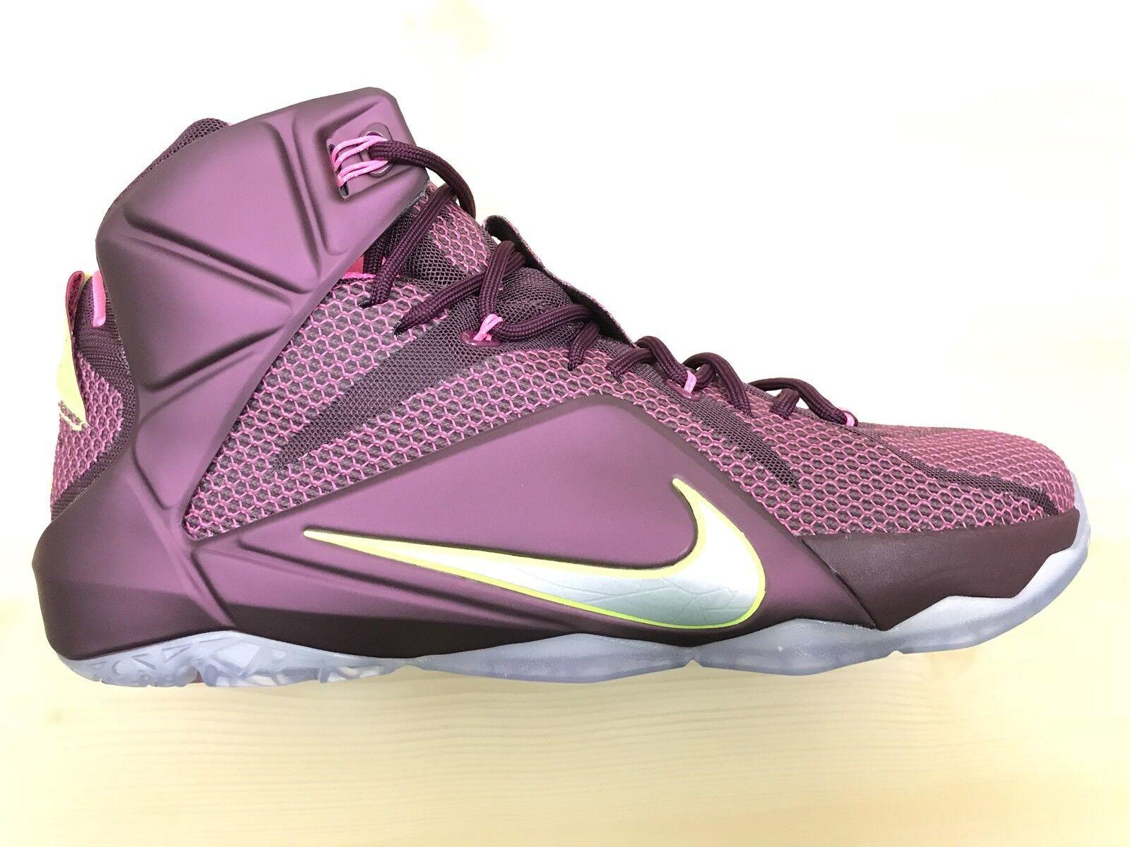 Nike lebron 12 xii doppelhelix mens  11 basketball basketball 11 - schuhe 684593-607 neue b45fa2