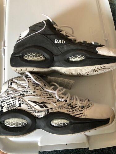 REEBOK QUESTION retro sneaker misunderstood  ivers