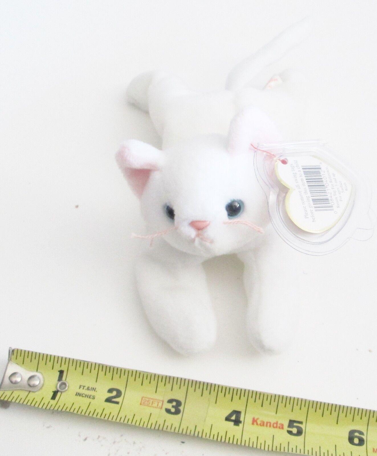 1993 Flip the Cat Original Retired TY Beanie Baby Rare NWT