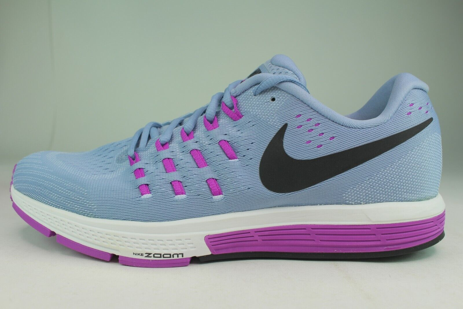 ZOOM AIR NIKE VOMERO NEW RUNNING RARE COMFORTABLE gris azul
