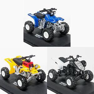NewRay-1-32-Yamaha-Warrior-Banshee-Raptor-660R-Sport-Honda-Sportrax-ATV