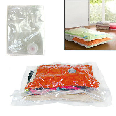 New Space Saver Saving Storage Bags Vacuum Seal Compressed Organizer Bag