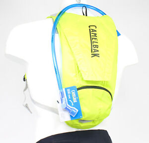 Camelbak-Classic-85oz-Hydration-Pack-with-2-5L-Bladder-Lime-Punch-Silver