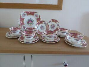Foley-Montrose-Tea-Set