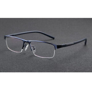 a9a61fb896 Image is loading Color-Change-Lens-Reading-Glasses-Half-Rim-Photochromic-
