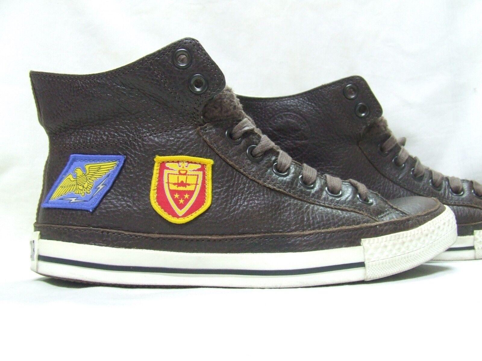 Schuhe Mann Star Frau vintage converse All Star Mann SCHOTT Gr. 7,5 - 41 (059) 7e93ab