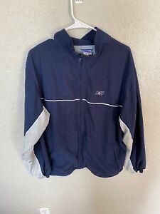 Reebok-Wind-Track-Jacket-Vintage-90-s-Men-s-L-Blue-White-Grey-Retro-01