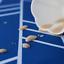 miniature 6 - Imperméable Nappe Home Table de salle à manger Protecteur Rond/Rectangulaire Table Housse
