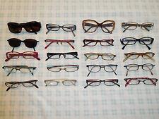 Lot 20 Colorful Eyeglasses Sunglasses Frame Women's Kenneth Cole prodesign 9