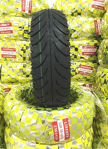 PIAGGIO VESPA GT200 GTS250 GTS300 ABS 130//70-12 LIBERTY REAR SCOOTER TIRE