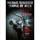 Temple of Rock: Live in Europe [Video] by Michael Schenker (DVD, Dec-2012, In-Akustik)