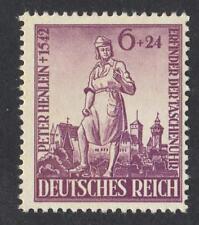 ALLEMAGNE  YEAR 1942  Michel  N° 819 / Yvert :743  (NH) CV: 2.20 €