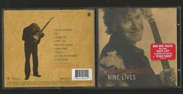 CD - Nine Lives von Steve Winwood. sehr gut!